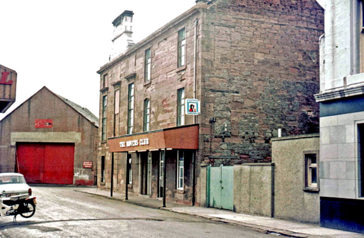 Bute Place 1974